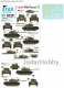 Star Decals 35-C1167 1/35 Korean War USMC M46 Patton