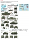 Star Decals 35-C1168 1/35 Commonwealth Mix. Korean War 1950-53. Churchill, Jeep, Universal Carrier, Cromwell. Dingo SC