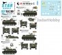 Star Decals 35-C1189 1/35 Korean War - US Artillery # 1. M7 Priest.