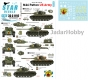 Star Decals 35-C1192 1/35 Korean War - US Army M46 Patton.