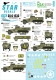 Star Decals 35-C1233 1/35 US M3A1 Halftracks. 75th-D-Day-Special. Normandy and France in 1944