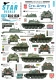 Star Decals 35-C1236 1/35 Cro-Army # 1. Croatian T-55 tanks 1991-92