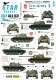 Star Decals 35-C1237 1/35 Cro-Army # 2. Croatian T-55 tanks 1992-93