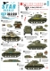 Star Decals 35-C1241 1/35 Polish Tanks in Italy ...