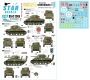 Star Decals 35-C1245 1/35 British Shermans. 75th D-Day Special. Sherman Mk I / Mk I Hybrid / Mk III.