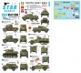 Star Decals 35-C1250 1/35 South East Asia - ...