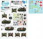 Star Decals 35-C1257 1/35 Balkan Peacekeepers # 10. US M113 in IFOR markings