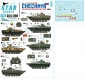 Star Decals 35-C1290 1/35 War in Caucasus # 4. 1st and 2nd Chechen War 1994-2009. Soviet BMP-2