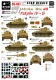 Star Decals 35837 1/35 German Afrika Mix # 9 - PzKpfw IV Ausf G