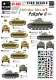 Star Decals 35839 1/35 German Afrika Mix # 7 - PzKpfw II Ausf F