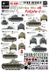 Star Decals 35840 1/35 German Afrika Mix # 6 - PzKpfw II Ausf A-C