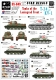 Star Decals 35849 1/35 The Leningrad Front. T-34 ...