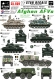 Star Decals 35859 1/35 Afghan AFVs - Northern Alliance/Taliban/ANA