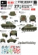Star Decals 35862 1/35 Br. 27th Arm.Brigade #3 - D-Day/Normandy