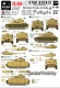 Star Decals 35868 1/35 German Tanks in Italy #3 - PzKpfw IV Ausf G and H