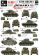 Star Decals 35897 1/35 6th Marine Tank Battalion on Okinawa 1945.