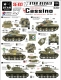 Star Decals 35922 1/35 Allied armour in Cassino. New Zealand, Poland and USA
