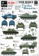 Star Decals 35923 1/35 Tanks in Bosnia #1 Serb, Croatian and Muslim AFVs