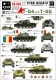 Star Decals 35924 1/35 Cold War T-54 and T-55. Finland, Poland, Romania, Cz, USSR