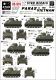Star Decals 35931 1/35 US Paras in Vietnam. M113 ACAV