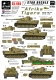 Star Decals 35955 Afrika Tigers #2 (1:35)