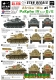 Star Decals 35976 Afrika Mix #1 PzKpfw IV Ausf D, D/E and E (1:35)