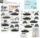 Star Decals 48-B1003 1/48 T-55A War - Africa, Middle East and Afghanistan