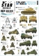 Star Decals 48-B1011 1/48 Finland WW2 #3. PzKpfw IV Ausf J, BA-10M and BA-20M armored cars.
