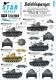 Star Decals 72-A1004 1/72 Befehlspanzer. Befehlspanzer. Bef.Pz. III D1/E/H//J/K/L and Beob.Pz III G