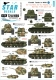 Star Decals 72-A1005 1/72 Finnish Tanks in WW2 #1. KV-1, Pz IV, ISU-152, T-37 and T-38 Amphibious Tanks