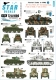 Star Decals 72-A1006 1/72 Finnish Tanks in WW2 #2. T-28, BT-5 and BT-42 Assault Gun