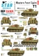 Star Decals 72-A1020 1/72 Western Front Tigers # 2.