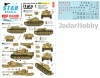 Star Decals 72-A1021 German Tanks in Italy # 1.