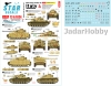 Star Decals 72-A1024 German Tanks in Italy #4