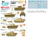 Star Decals 72-A1027 German Tanks in Italy #7