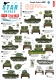 Star Decals 72-A1032 1/72 Finnish Tanks in WW2 # 4. T-26 m/31 Twin Turret, T-26 m/39, OT- 26, OT-130 and OT-133