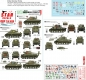 Star Decals 72-A1039 1/72 British Sherman Firefly. 75th D-Day Special. Mk Ic and Mk Vc Firefly.