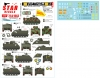 Star Decals 72-A1043 1/72 Vietnam ARVN # 2. M113 in South Vietnam army.