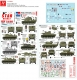 Star Decals 72-A1045 1/72 Royal Artillery # 1. 75th D-Day Special.