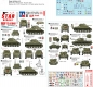 Star Decals 72-A1046 1/72 Royal Artillery # 2. 75th D-Day Special.