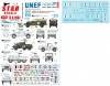 Star Decals 72-A1062 1/72 Peacekeepers in the Middle East.
