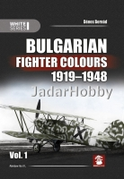 Mushroom White 9136 - Bulgarian Fighter Colours vol.1