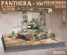 Suyata NO-001 1/48 Panther A w/ Zimmerit & Full ...
