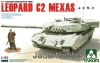Takom 2003 1/35 Canadian MBT Leopard C2 MEXAS (Proto Version)