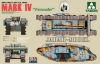 Takom 2009 1/35 WWI Heavy battle tank Mark IV ...