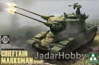 Takom 2039 1/35 British Air-defense Weapon System Chieftain Marksman SPAAG