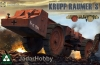 Takom 2053 1/35 Krupp Raumer S - WWII German Super Heavy Mine Clearing Vehicle