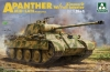 Takom 2100 1/35 Sd.Kfz.171/267 Panther A Mid/late production w/ Zimmerit/ full interior kit 2 in 1
