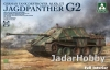 Takom 2118 1/35 Jagdpanther G2- Sd.Kfz.173 - full interior