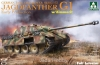 Takom 2125 1/35 Jagdpanther G1 early  Sd.Kfz.173 w/ Zimmerit / full interior kit